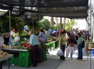 javea outdoor market
