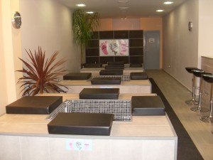 natural fish spa javea