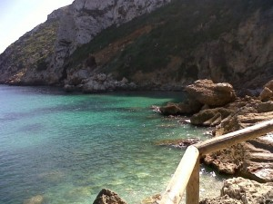 Granadella cove javea
