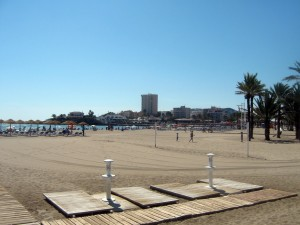 arenal beach javea