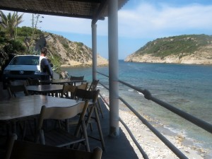 restaurant portitxol beach javea
