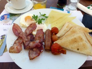 javea beach breakfast acqua