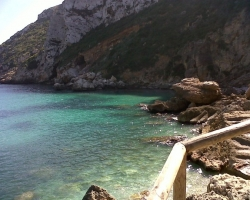 Granadella Beach and Cove