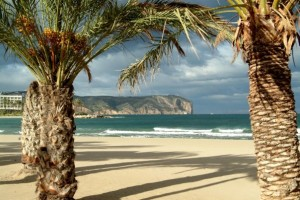 Javea Beach Spain