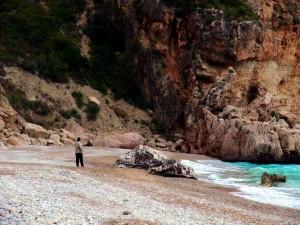 El Moraig beach