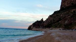 benitachell beach