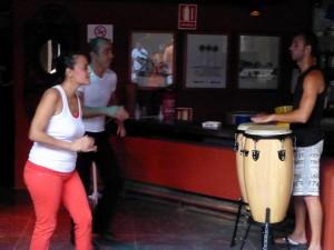 la hacienda percussion and samba javea